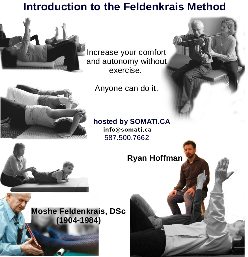 Introduction to the Feldenkrais Method